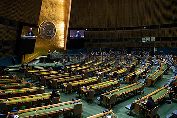 UN-UNGA-INTERACTIVE DIALOGUE-INTERNATIONAL DAY OF MULTILATERALISM AND DIPLOMACY FOR PEACE