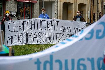Fridays for Future fordert von der SPD Einhaltung der Klimaziele