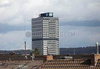 UN-Campus in Bonn