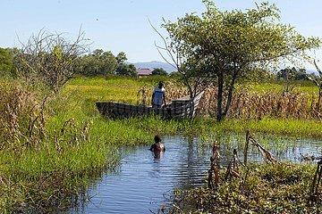 MALAWI-Mangochi-MALAWISEE-FISCHEN-NAHME