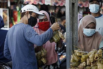 INDONESIA-WEST JAVA-EID AL FITR-PREPARATION