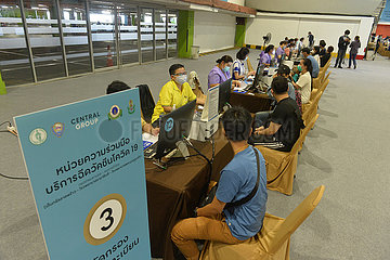 THAILAND-BANGKOK-COVID-19-VACCINATION