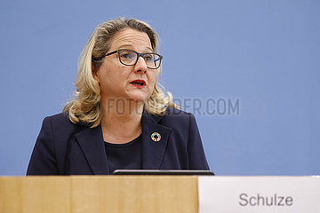 Bundespressekonferenz zum Thema: Klimaschutzgesetz