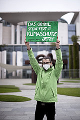 Demo Klimagesetz
