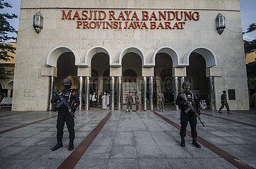 INDONESIEN-BANDUNG-Eid al-Fitr