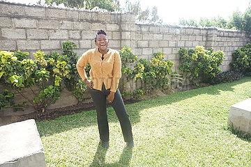 ZAMBIA-LUSAKA-YOUNG ZAMBIAN-HIV-STATUS