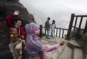 INDONESIA-SUBANG-EID AL-FITR-HOLIDAYS
