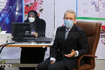 IRAN-TEHRAN-PRESIDENTIAL ELECTION-REGISTRATION