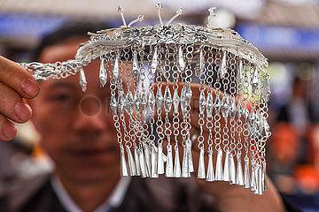 CHINA-GUIZHOU-DANZHAI-INTANGIBLE CULTURAL HERITAGE (CN)