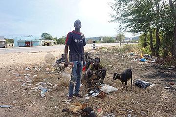 ZAMBIA-LUSAKA-YOUTH-EMPLOYMENT