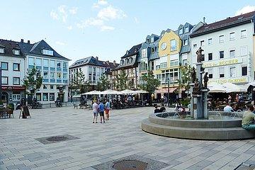 Stadtansicht Bad Kreuznach   City view of Bad Kreuznach