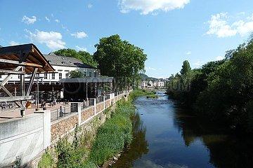 Bad Kreuznach  Kurviertel | Bad Kreuznach  spa district