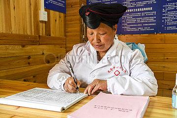 CHINA-GUANGXI-LONGSHENG-VILLAGE DOCTOR (CN)