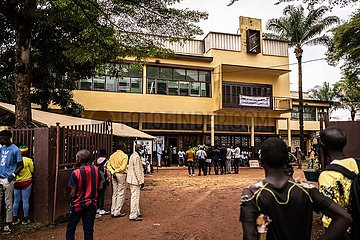 CENTRAL AFRICAN REPUBLIC-BANGUI-INT'L MUSEUM DAY