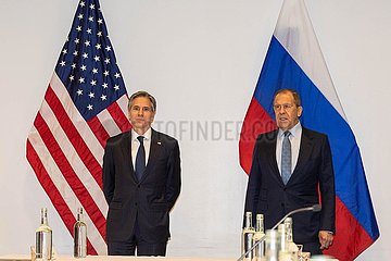 ICELAND-RUSSIA-US--AUSSENMINISTER-MEETING