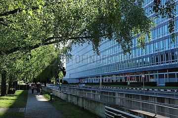DIE SCHWEIZ GENEVA-WHO-Weltgesundheitsversammlung