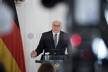 Frank-Walter Steinmeier  Einbuergerungsfeier