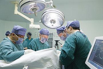 CHINA-hepatobiliären SURGEON-TOD (CN)