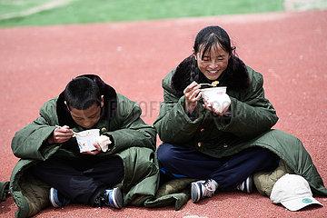 CHINA-QINGHAI-GOLOG erdbeben RESUME-CLASS (CN)