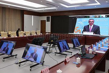 CHINA-PEKING-Weltgesundheitsversammlung-SESSION (CN)