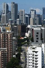 SINGAPUR-ECONOMY-BIP-WACHSTUM