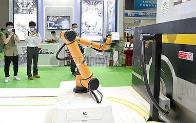 CHINA-GUANGDONG-AUTOMOTIVE TECHNOLOGY Expo 2021 (CN)