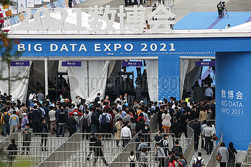 CHINA-GUIZHOU-GUIYANG-BIG DATA INDUSTRY-Expo (CN)