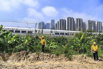 CHINA-RAILWAY-MAINTENANCE (CN)