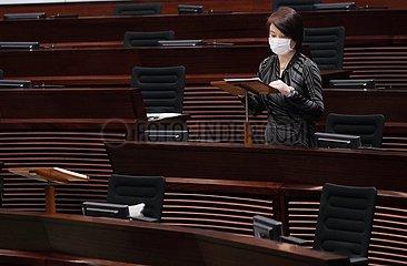 CHINA-HONGKONG-Wahlrecht-ÄNDERUNGEN-ZWEITE LESUNG (CN)