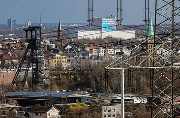 Gelsenkirchen  Bochum  Ruhrgebiet  Nordrhein-Westfalen  Deutschland