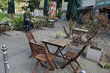 Aussengastronomie in Berlin