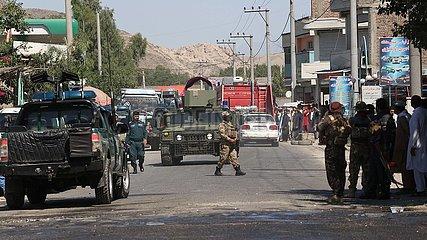 AFGHANISTAN-Nangarhar-Bombenanschlag