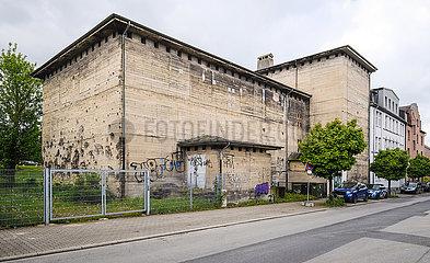 Hochbunker  Gladbeck  Nordrhein-Westfalen  Deutschland