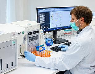 Forschung  Immunologie und Infektologie  Biomedizinischen Zentrum II  Universitaetsklinikum Bonn  Nordrhein-Westfalen  Deutschland  Europa