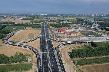 CHINA-HEBEI-XIONG'AN-Expressway (CN)