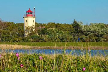 Ostseeinsel Fehmarn  Westermarkelsdorfer  alter Leuchtturm