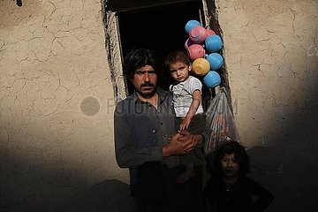 AFGHANISTAN-KABUL-INT'L CHILDREN'S DAY
