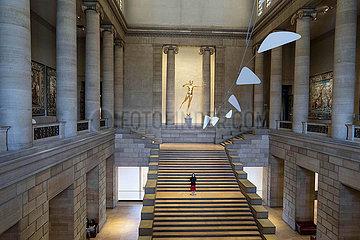 US-PHILADELPHIA-MUSEUM OF ART-OPENING