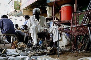 SUDAN-KHARTOUM-ECONOMY