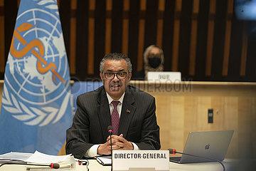 Xinhua Schlagzeilen: Weltgesundheitsversammlung spiegelt auf COVID-19-Antwort  VerrüHrt Reformen zu vermeiden künftige Krisen