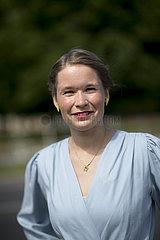 Janine Busch  Grundeinkommen