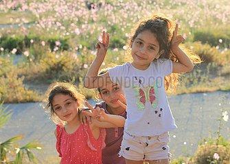 LIBANON-BEIRUT-LIFE-CHILDREN LIBANON-BEIRUT-LIFE-KINDER