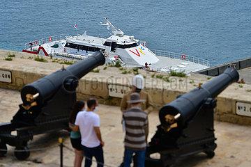 MALTA-COVID-19 FäHREN-Reisen Malta-COVID-19 FäHREN-TRAVEL
