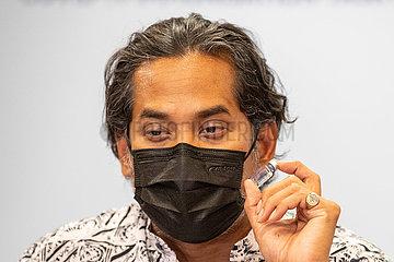 MALAYSIA-CHINA'S SINOVAC COVID-19 VACCINE-WHO APPROVAL-LAUD