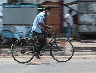 INDIEN-Agartala-WORLD Radtag