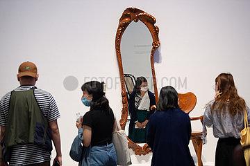 CHINA Beijing-TsingHua University Art Museum-DESIGN-Ausstellung (CN)