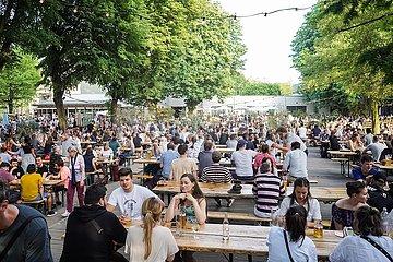 DEUTSCHLAND-BERLIN-COVID-19-ALLTAG