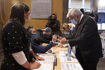 MEXIKO-MEXICO CITY-Midterm-Wahlen