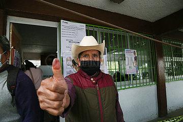 MEXIKO-ECATEPEC-Midterm-Wahlen