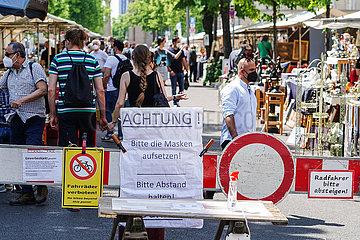 DEUTSCHLAND-BERLIN-Trödler